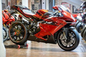 MV Agusta F4 LH44 Limited edition 32/44 Brand New