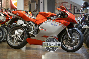 MV Agusta F4 750S Immaculate Example