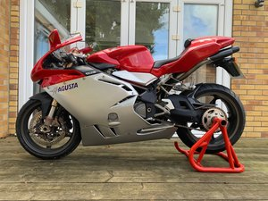 MV Agusta 750 F4S ***very low mileage***