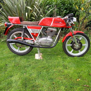 Picture of 1975 MV Agusta 125 Sport Prototype For Sale by Auction