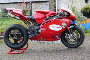Picture of 2008 MV Agusta BSB SuperStock racer For Sale by Auction