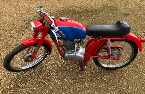 Picture of 1964 Mv Agusta 48 Liberty 4 stroke
