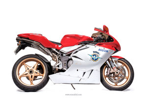 MV Augusta Twenty Years Young
