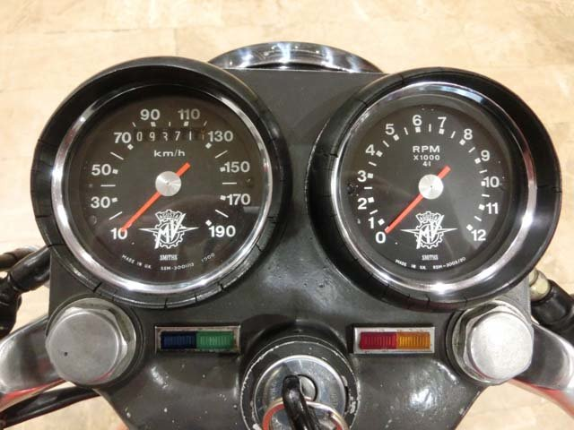 1978 MV AGUSTA 350 SPORT IPOTESI For Sale (picture 7 of 12)