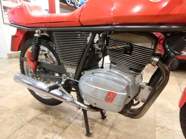 1978 MV AGUSTA 350 SPORT IPOTESI For Sale (picture 8 of 12)
