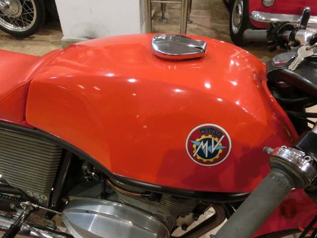 1978 MV AGUSTA 350 SPORT IPOTESI For Sale (picture 9 of 12)