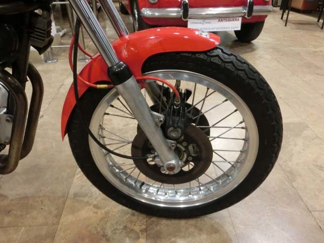 1978 MV AGUSTA 350 SPORT IPOTESI For Sale (picture 11 of 12)