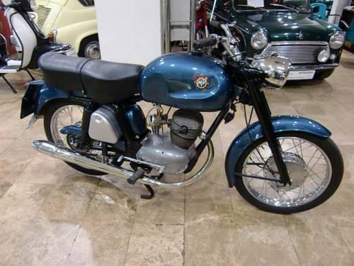 MV AGUSTA 150 SELLA - 1964 For Sale (picture 1 of 6)