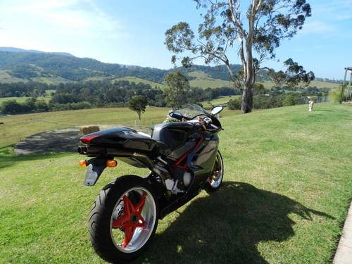 2002 Troy Corser MV F4 Senna For Sale (picture 2 of 6)