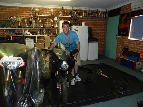 2002 Troy Corser MV F4 Senna For Sale (picture 6 of 6)