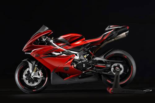 2018 MV Agusta F4 RC 'Lewis Hamilton Edition' For Sale (picture 6 of 6)