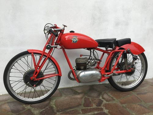 MV Agusta 125 GP 1949 For Sale (picture 1 of 5)