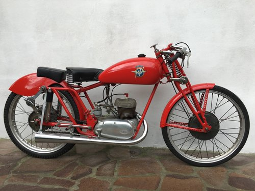 MV Agusta 125 GP 1949 For Sale (picture 2 of 5)