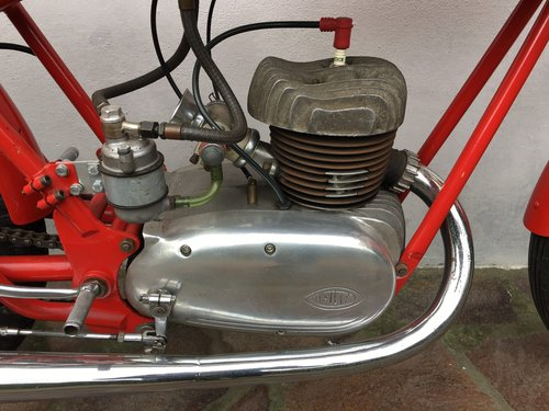 MV Agusta 125 GP 1949 For Sale (picture 3 of 5)