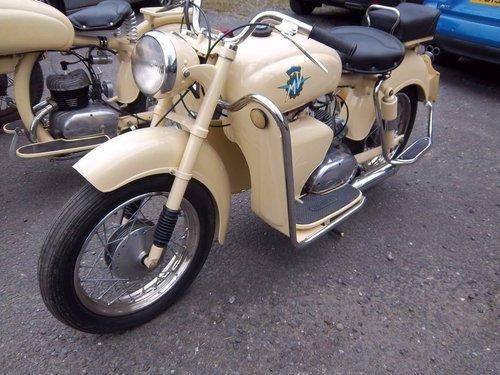 Mv agusta pullman 1954 series 2, 100% original For Sale (picture 1 of 6)