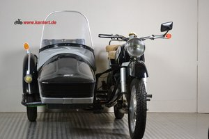 1965 MZ ES 250/1 with sidecar, 16 hp, 244 cc For Sale