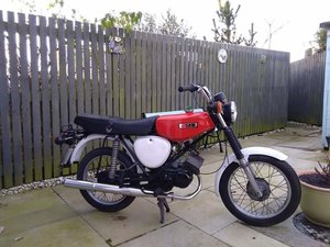1985 Mz/simson For Sale
