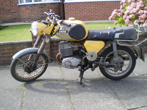 Picture of 1977 MZ TS 250cc TS 125 TS 250 Supa 5,  MZ  250 ETZ Spares