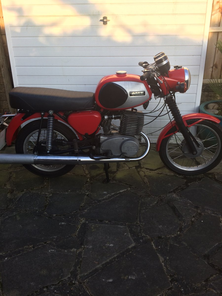 1979 MZ250 Supa 5  SOLD (picture 1 of 2)