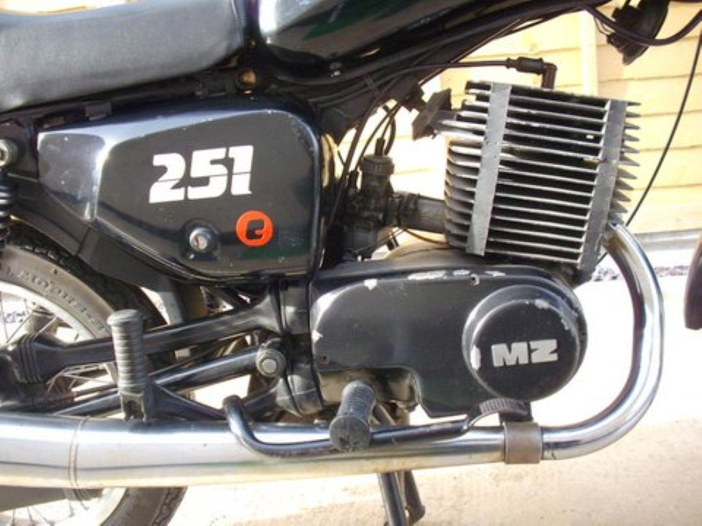 MZ 1992 ETZ251 2 stroke For Sale (picture 5 of 5)