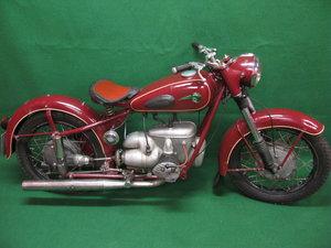 1956  MZ IFABK 350cc