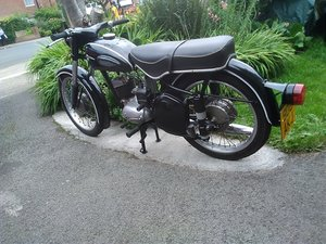 MZ RT 125/3  1960 Historic reg   £1750