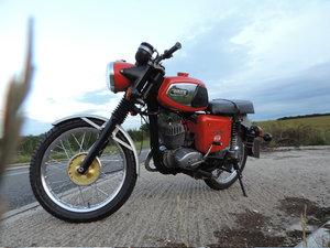 MZ TS150 Deluxe