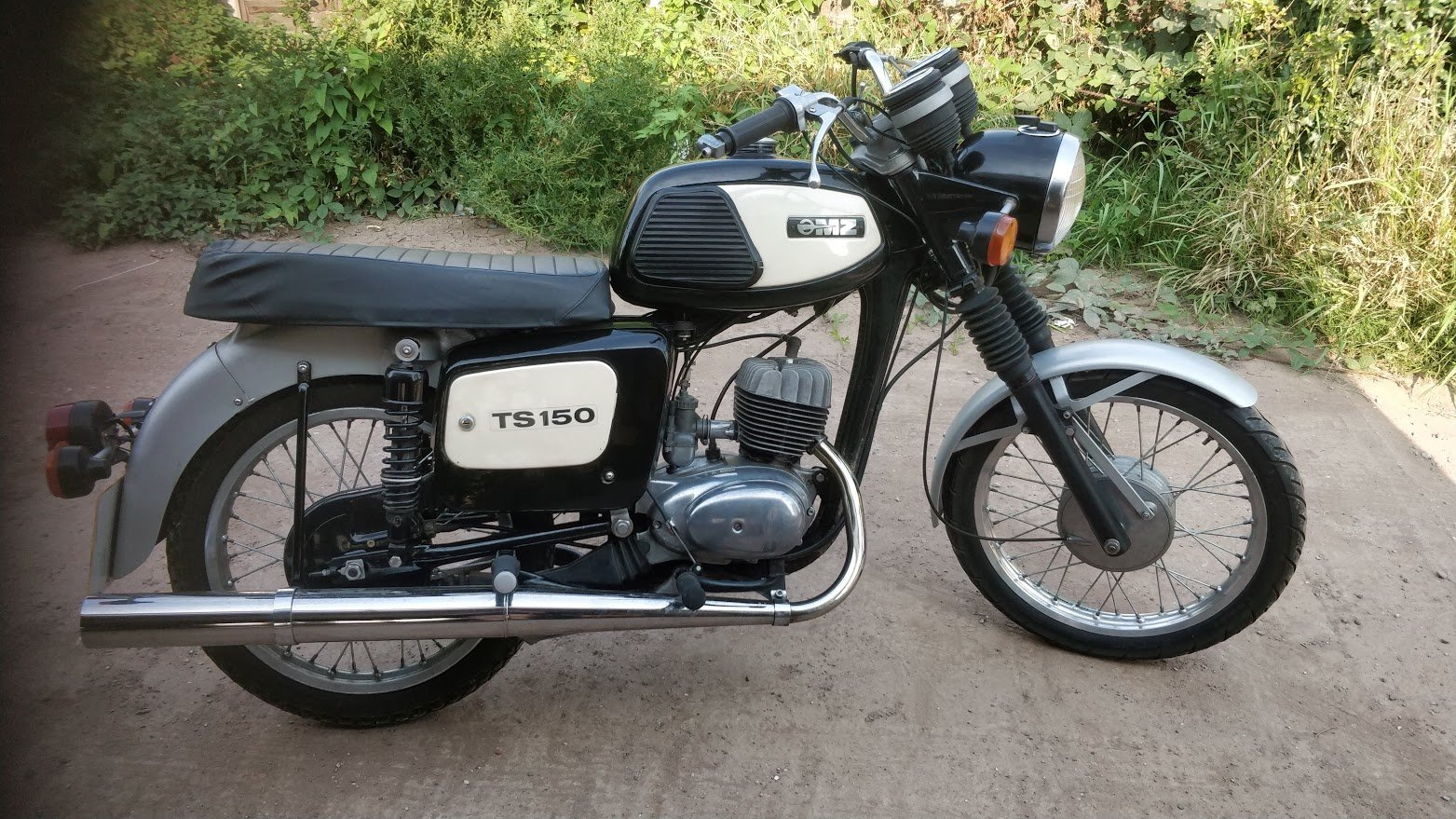 1979 Superb MZ TS 150. 22k, Ready to ride For Sale (picture 1 of 6)