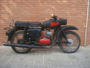 Picture of 1969 MZ 150/1