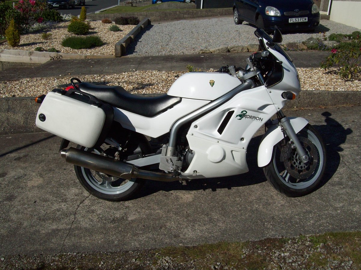 1998 MZ - Ideal Commuter or winter bike SOLD (picture 1 of 6)