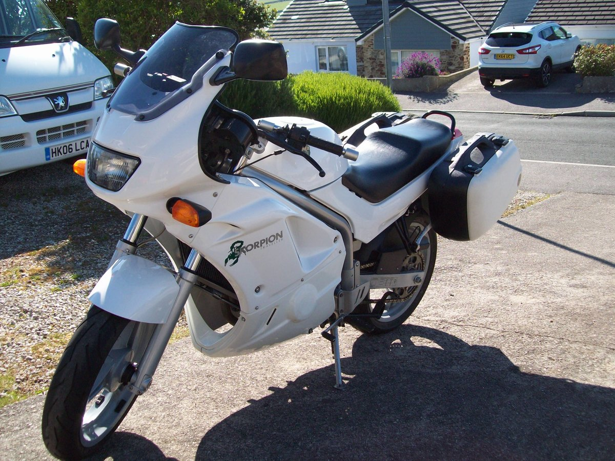 1998 MZ - Ideal Commuter or winter bike SOLD (picture 4 of 6)