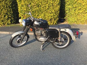 Picture of 1986 MZ TS 125 Motorbike 2 Stroke