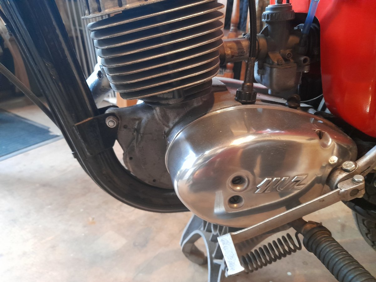 1988 MZ TS125 For Sale (picture 3 of 9)