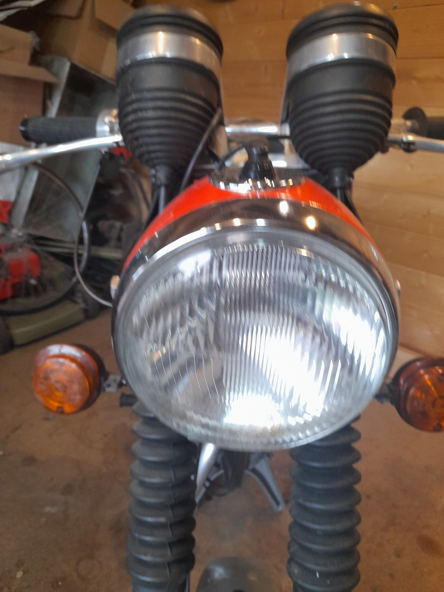 1988 MZ TS125 For Sale (picture 5 of 9)
