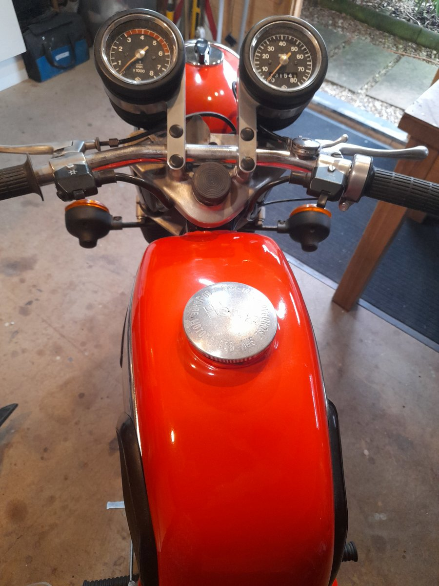 1988 MZ TS125 For Sale (picture 9 of 9)
