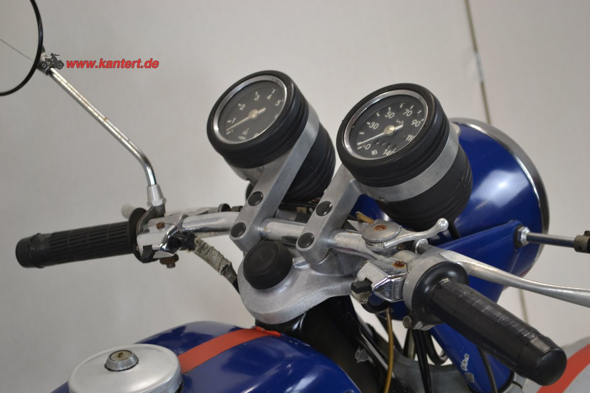 1979 MZ TS 150, 149 cc, 8 hp For Sale (picture 8 of 12)