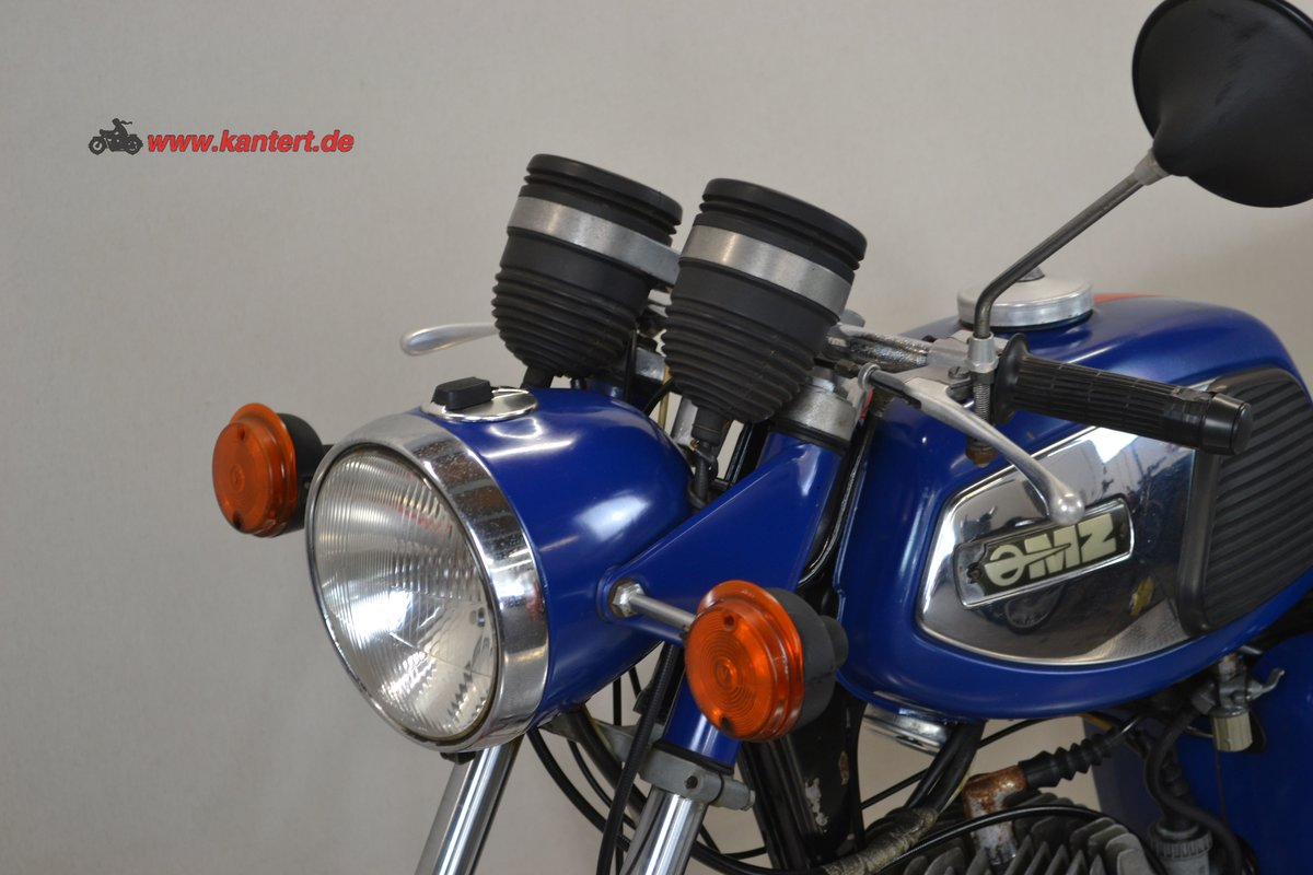 1979 MZ TS 150, 149 cc, 8 hp For Sale (picture 9 of 12)