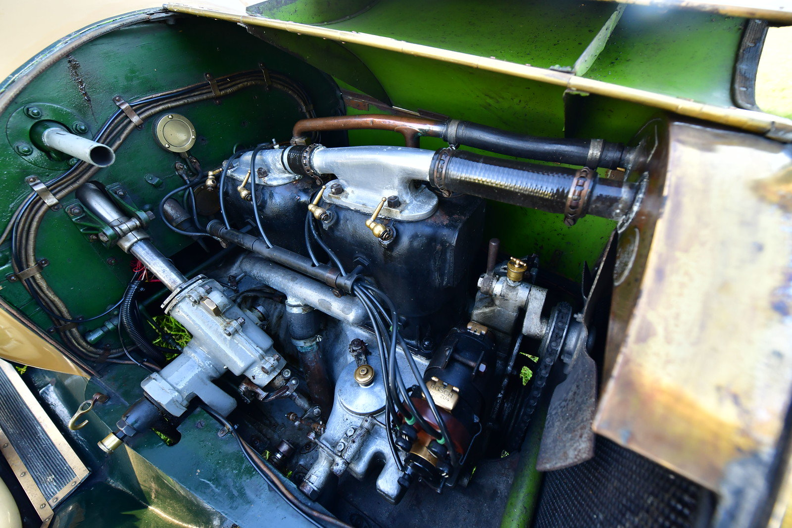 """1914 Napier T64 """"Gentleman's Estate Carriage""""  For Sale (picture 5 of 6)"""