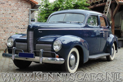 Nash 1940 Lafayette Sedan For Sale (picture 2 of 6)