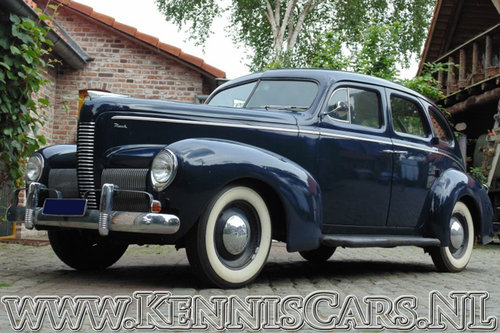 Nash 1940 Lafayette Sedan For Sale (picture 3 of 6)