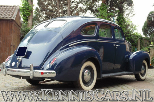 Nash 1940 Lafayette Sedan For Sale (picture 4 of 6)