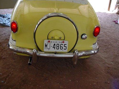 1959 Nash Metropolitan Convertible For Sale (picture 3 of 6)