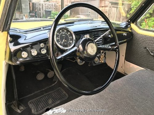 1960 Nash Metropolitan Convertible  For Sale (picture 5 of 6)