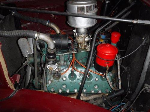 1937 Nash Lafayette cabrio For Sale (picture 4 of 6)