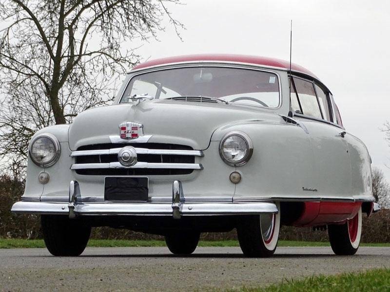 1951 Nash Rambler Country Club For Sale (picture 1 of 5)