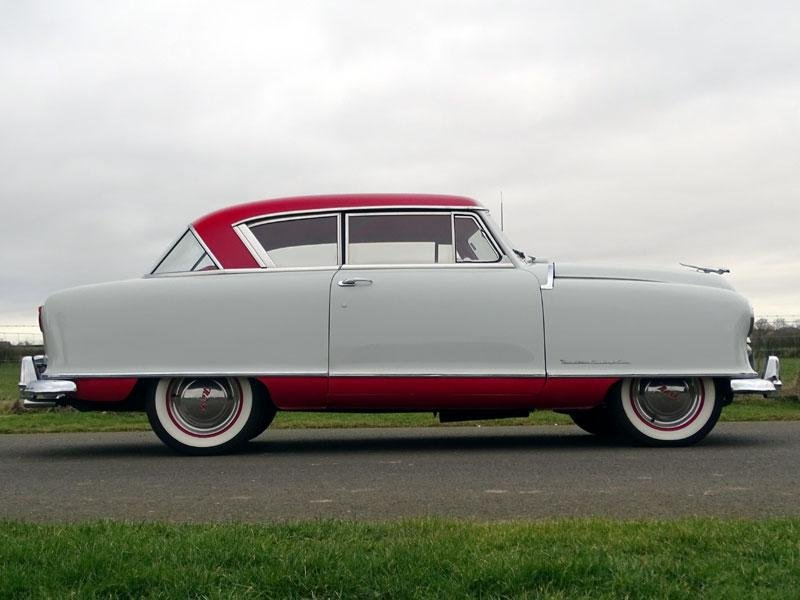 1951 Nash Rambler Country Club For Sale (picture 5 of 5)