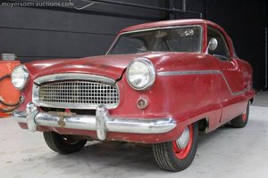 1958 NASH Metropolitan For Sale by Auction