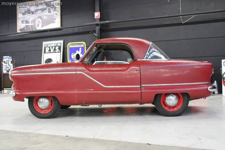 1958 NASH Metropolitan For Sale by Auction (picture 2 of 4)
