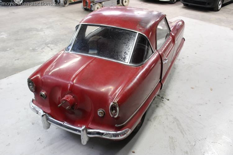 1958 NASH Metropolitan For Sale by Auction (picture 4 of 4)