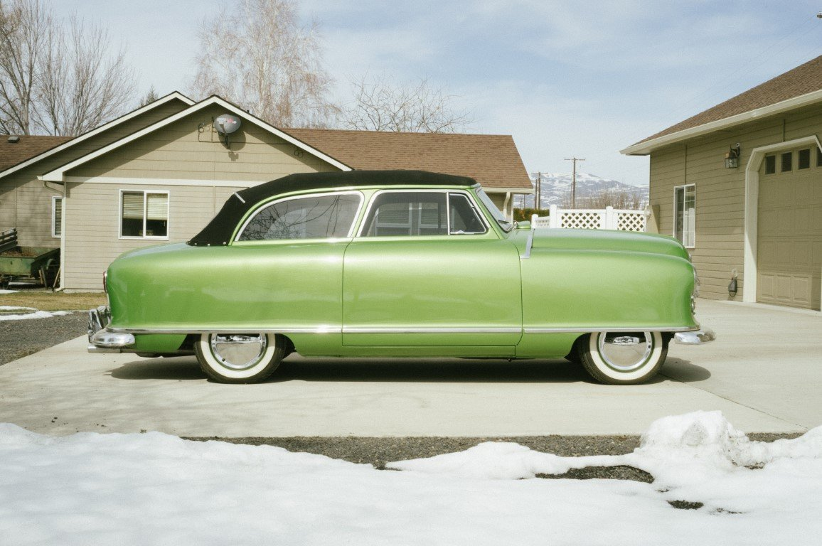 1951 Nash Rambler Airflyte Convertible NO RESERVE For Sale by Auction (picture 3 of 6)